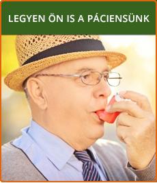Jöjjön el asztma klinikai vizsgálatunkra!